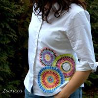 Maľované tričká, košele