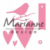Marianne Design rezacie šablóny