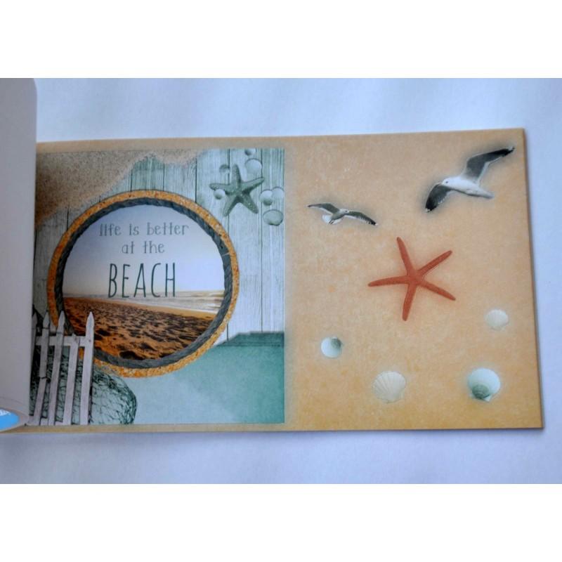 Detská sada Pohľadnice More - Kreatívne sady - Detské tvorenie - Kreatívny  materiál e296344b37c