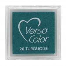 Pigmentová poduška VersaColor Turquoise / Tyrkysová