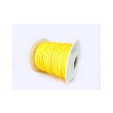 Nylonová šnúrka 0,8 mm Žltá