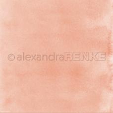 Vzorovaný papier A. Renke Marhuľový akvarel