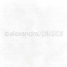 Vzorovaný papier A. Renke Zlaté pruhy