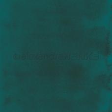 Vzorovaný papier A.Renke Akvarel Tmavý petrol