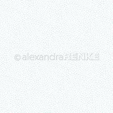Vzorovaný papier A.Renke Mentolové bodky