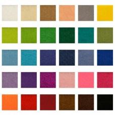 Filc 1 mm polyester 30 farieb