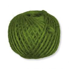Jutový špagát Zelená