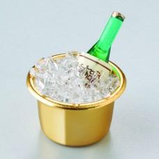 Mini fľaša šampanského