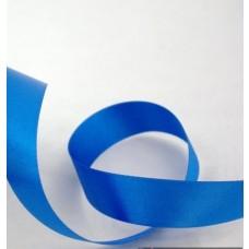 Saténová stuha 25 mm Modrá