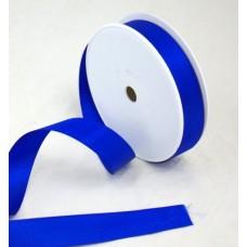 Saténová stuha 25 mm Modrá kráľovská