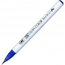Kuretake Clean Color Real Brush 030 Blue