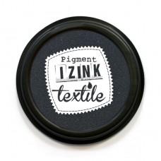 Razítkovacia poduška IZINK na textil Čierna