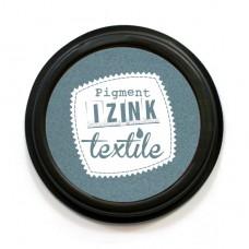 Razítkovacia poduška IZINK na textil Sivá