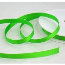 Saténová stuha 10 mm Zelená svetlá