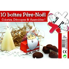 Krabičky Vianoce