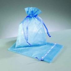 Darčekové vrecko - mešec Modrá
