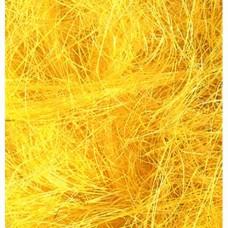 Sisal vlákna Žltá