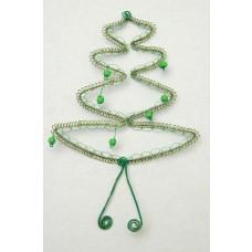 Drôtený Vianočný strom