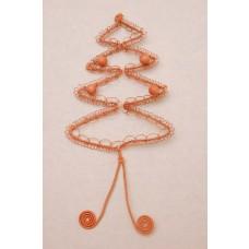 Drôtený Medený strom