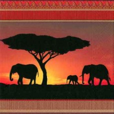 Servítka Serengeti