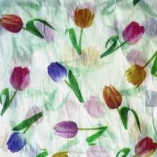 Ryžový papier Tulipány