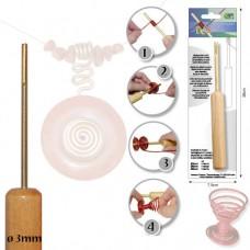 Pomôcka na tvarovanie drôtov Ø3 mm