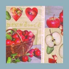 Servítka Jablká
