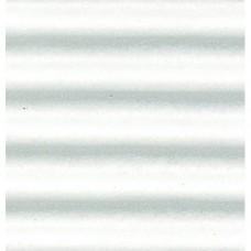 Vlnitý papier Hrubé vlny Biela