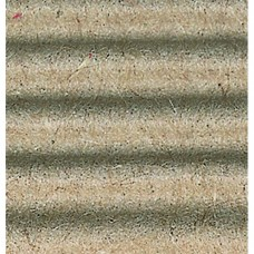 Vlnitý papier Hrubé vlny Prírodná
