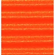 Vlnitý papier Hrubé vlny Oranžová