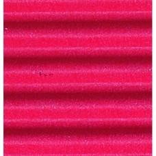 Vlnitý papier Hrubé vlny Červená