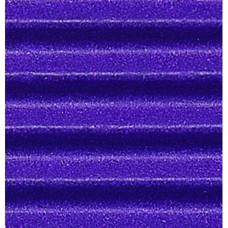 Vlnitý papier Hrubé vlny Fialová
