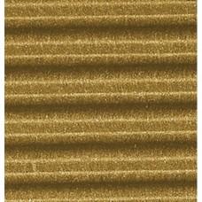 Vlnitý papier Hrubé vlny Zlatá