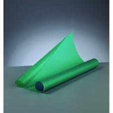 Transparentný papier Zelená