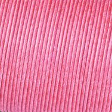Bavlnená voskovaná šnúrka Ružová svetlá