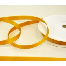 Saténová stuha 10 mm Zlatá