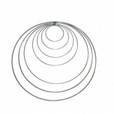 Drôtený kruh na Lapač snov