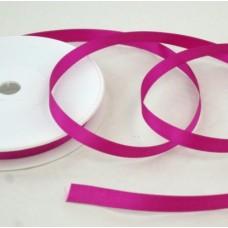 Saténová stuha 10 mm Fuxia