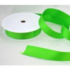 Saténová stuha 25 mm Zelená svetlá