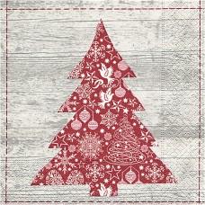 Servítka Vianočný stromček