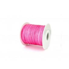 Nylonová šnúrka 0,8 mm Ružová cukríková
