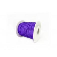 Nylonová šnúrka 0,8 mm Fialová