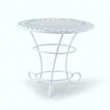 Miniatúrna Záhradny stôl