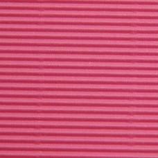 Vlnitý papier Tenké vlny Ružová