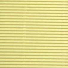 Vlnitý papier Tenké vlny Žltá svetlá