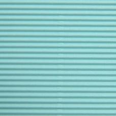 Vlnitý papier Tenké vlny Modrá svetlá