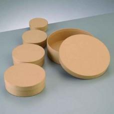 Papierová krabica Kruh