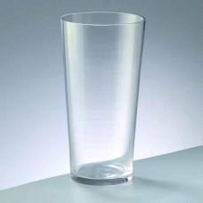 Sklenená váza Kónická