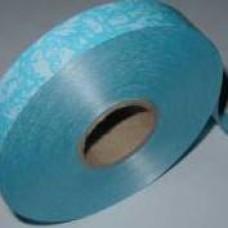 Plastová stuha š.25 Modrá mramor