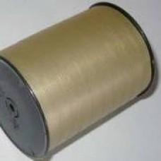 Plastová stuha š.10 matná Zlatá